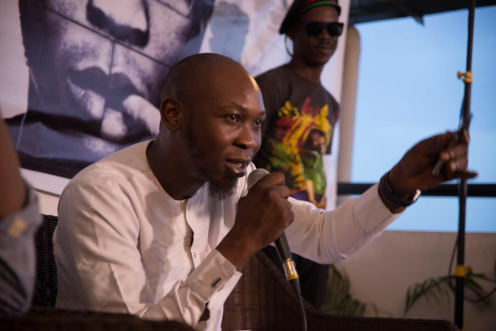 Seun Kuti Album Launch