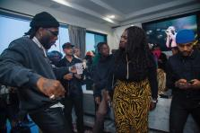 Burna Boy Album listening party5