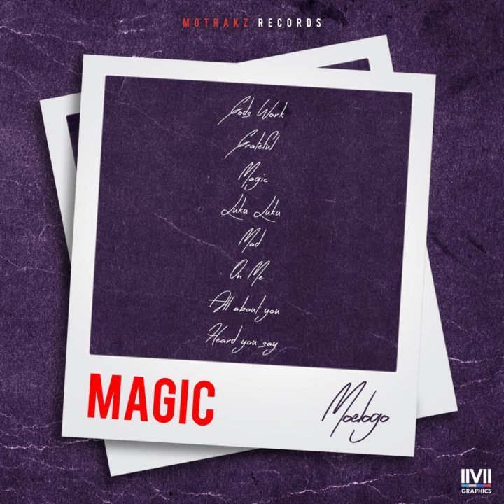 Magic EP Tracklist