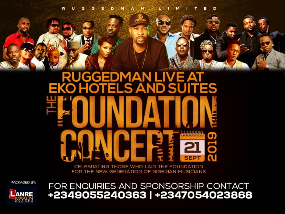 The Foundation Concert