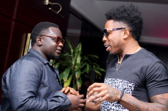 Wande Coal birthday party11