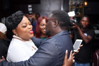 Wande Coal birthday party2