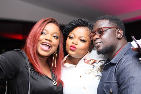 Wande Coal birthday party6