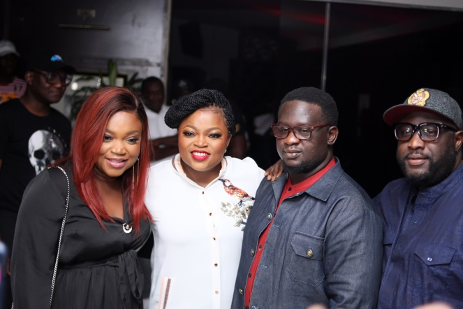 Wande Coal birthday party7