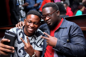 Wande Coal birthday party9