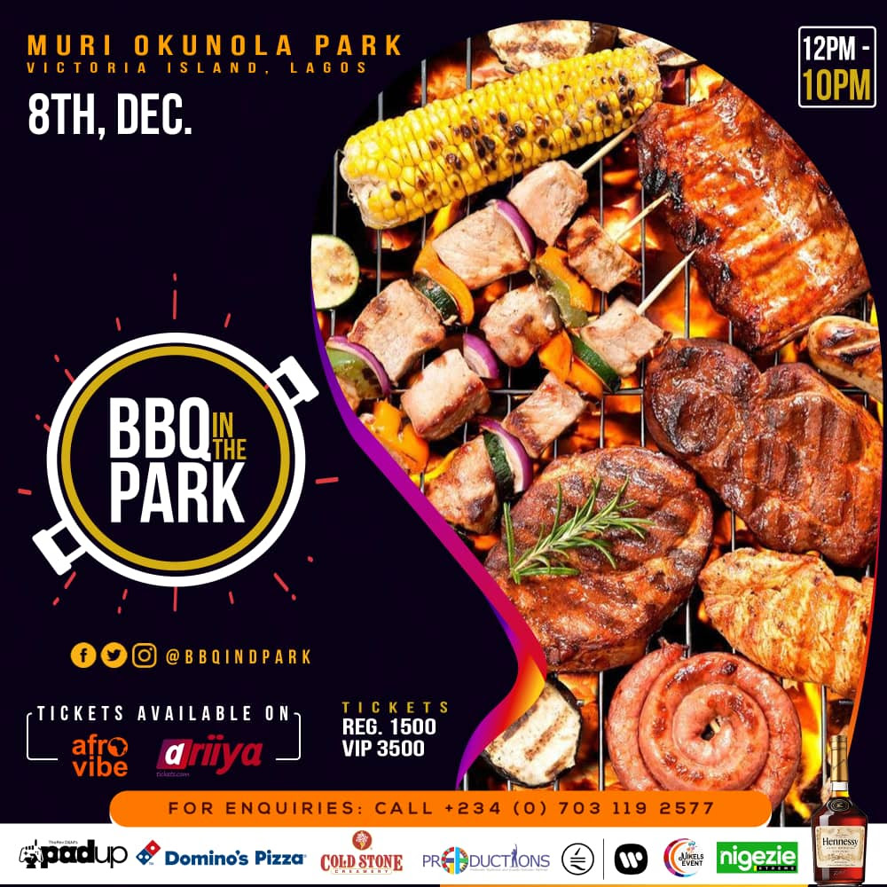 BBQ in the Park1
