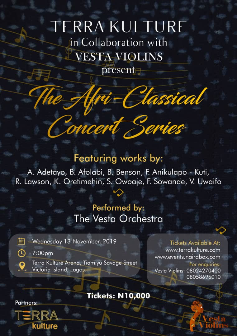 The Afri-Classical Concert Series
