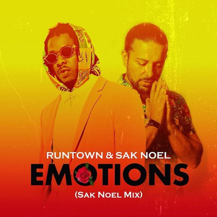 Emotions (Sak Noel Mix)
