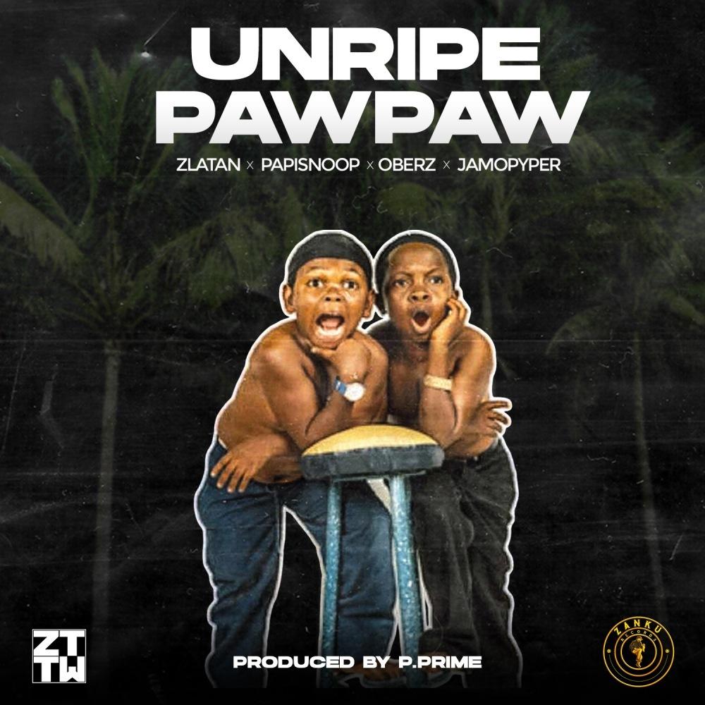 Unripe Pawpaw