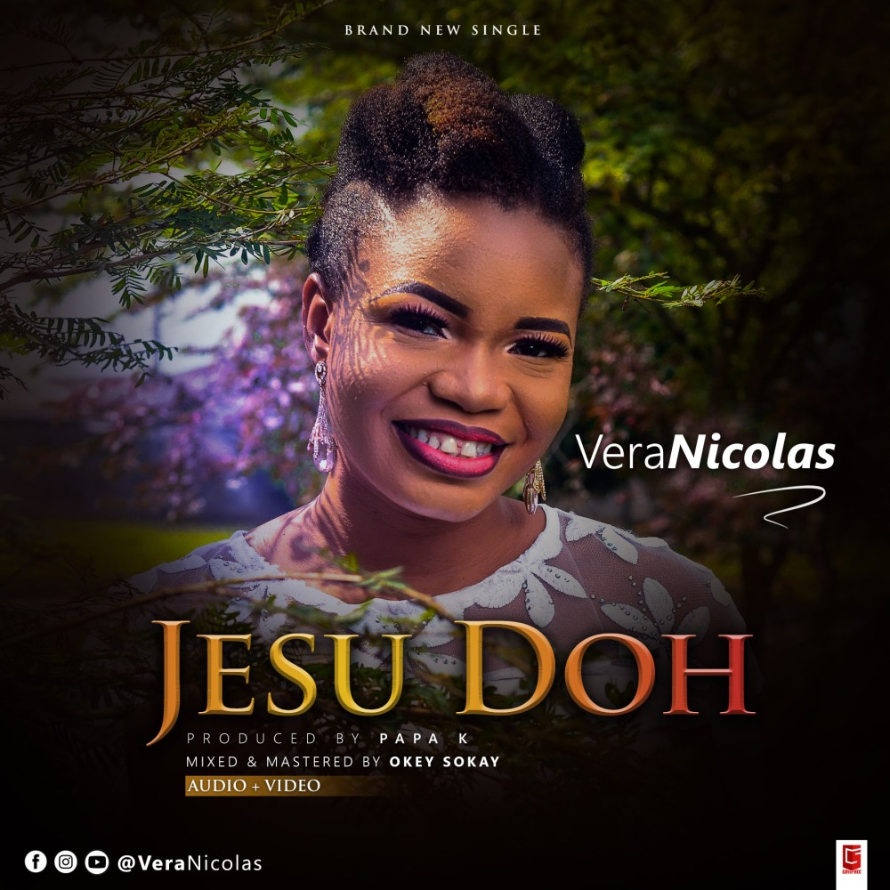 Vera Nicolas - Jesu Doh