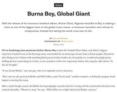 Burna Boy GQ Magazine11