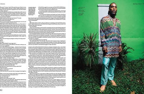 Burna Boy GQ Magazine12
