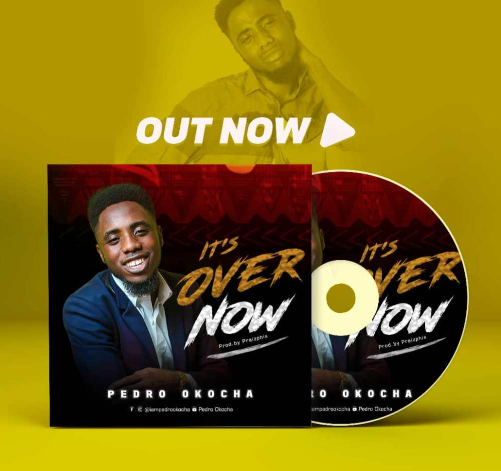 ITS OVER NOW BY PEDRO OKOCHA
