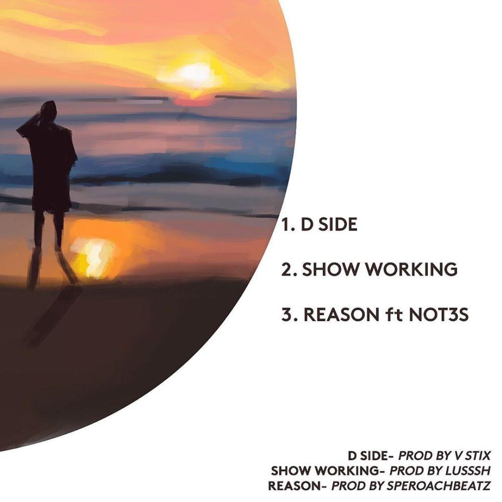 3 Tracklist