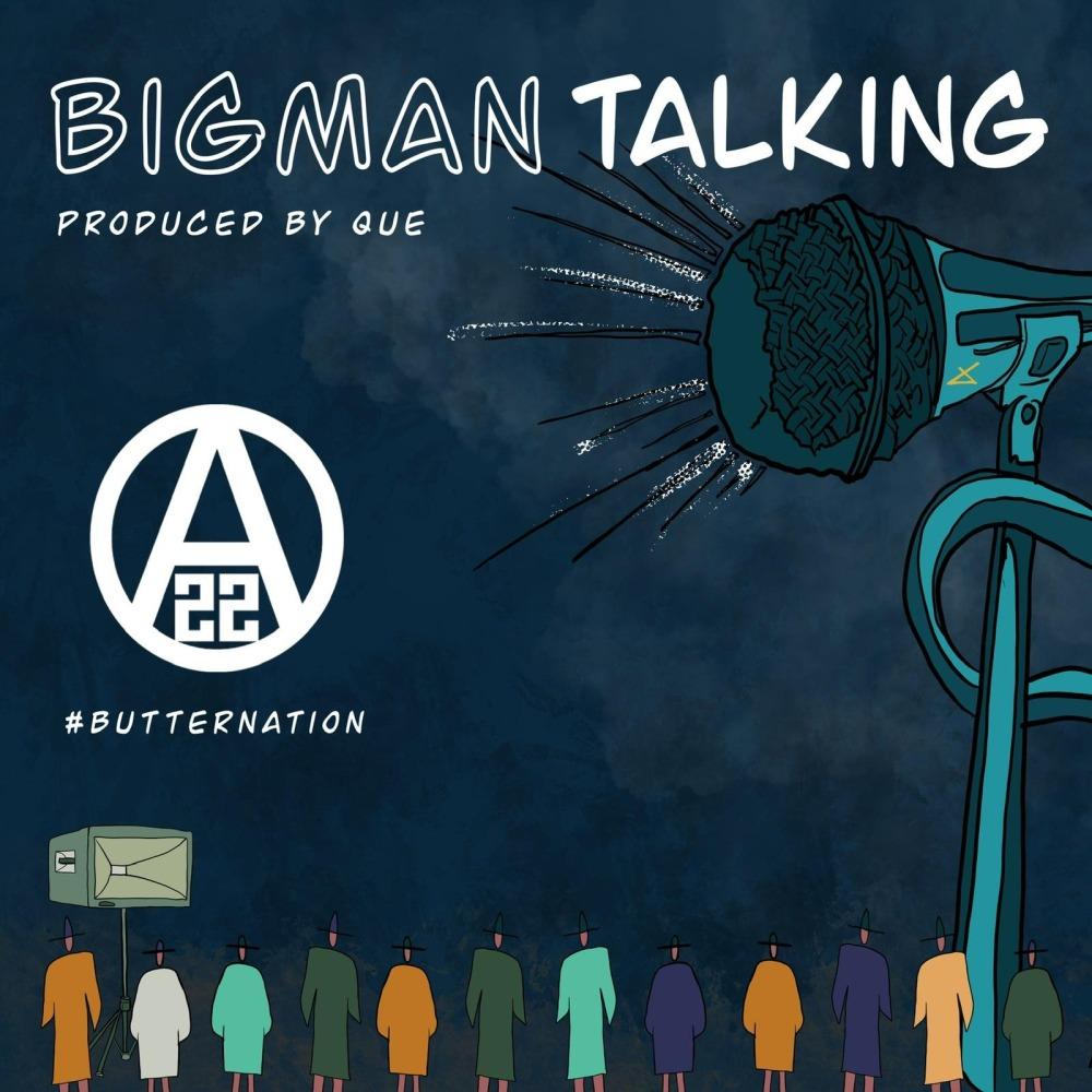 Big Man Talking