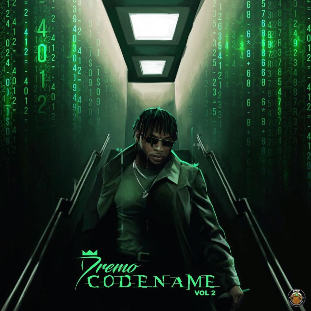 Codename Vol. 2 cover