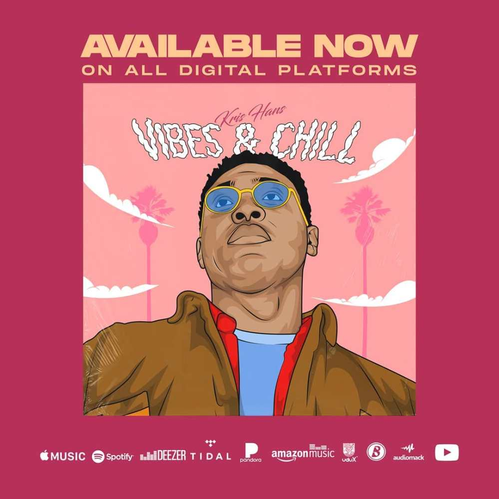 KRIS HANS - VIBES & CHILL EP