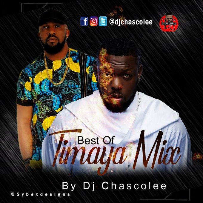 Best of Timaya Mix