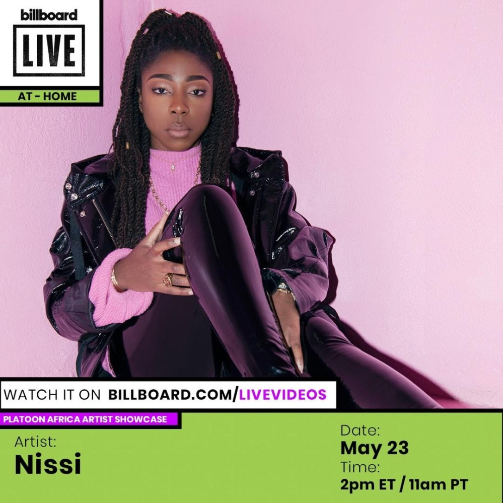 Billboard Live At-Home series 1