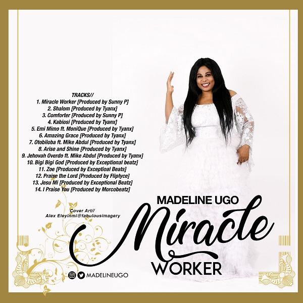 Miracle Worker - Madeline Ugoo