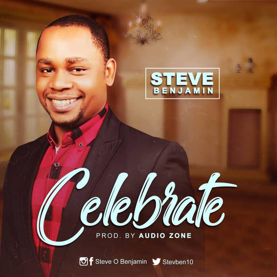 Steve Benjamin - Celebrate