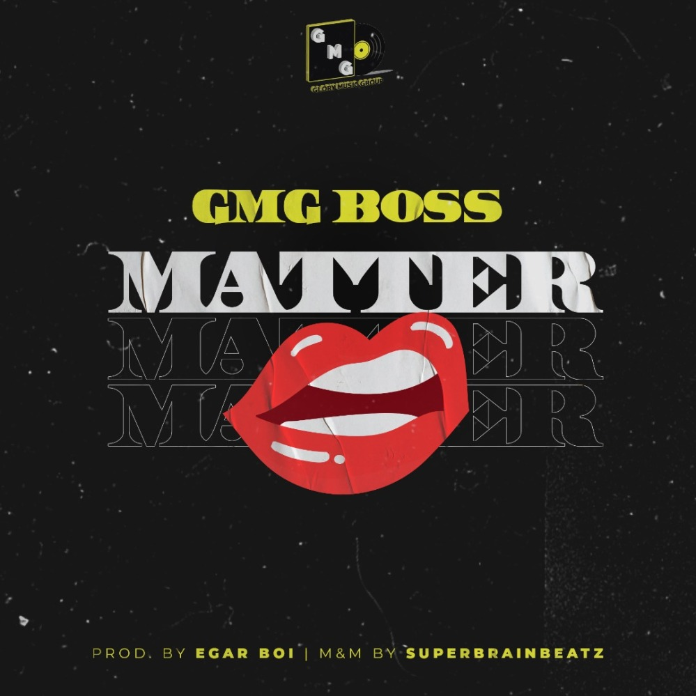 GMG Boss - Matter (artwork)