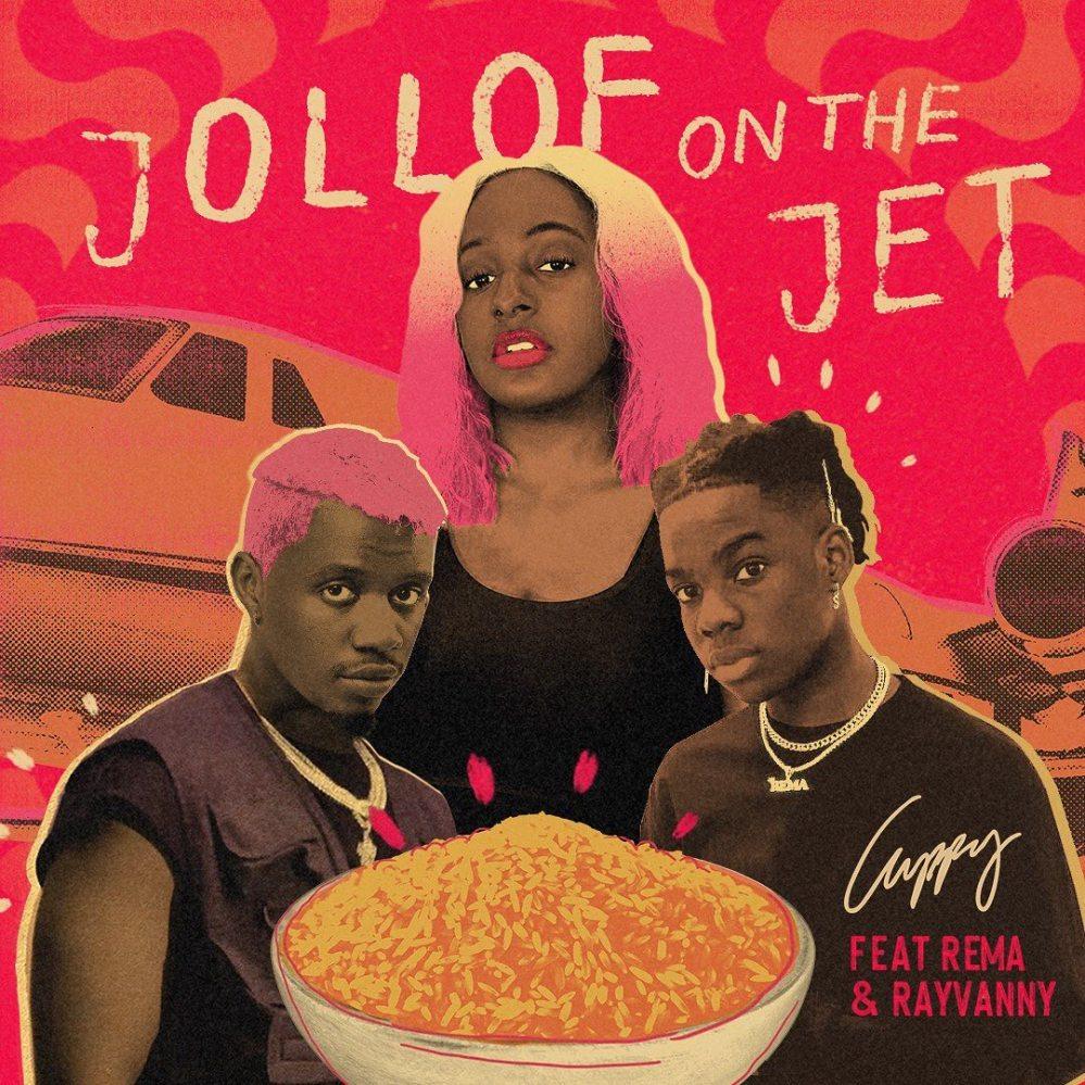 Jollof On The Jet
