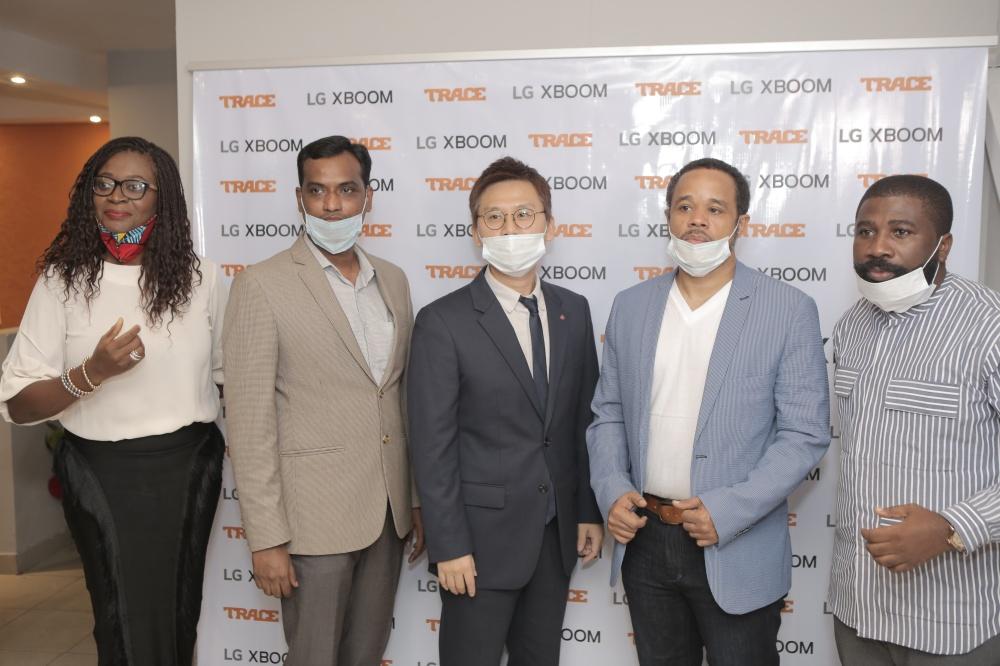 Trace LG Electronics partnership1