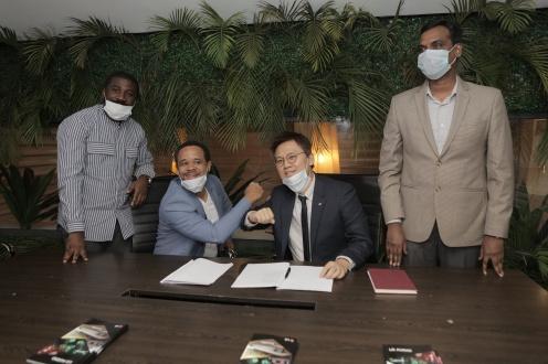 Trace LG Electronics partnership4