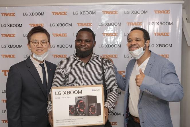 Trace LG Electronics partnership6