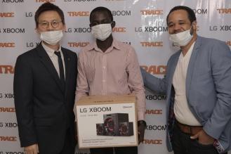 Trace LG Electronics partnership7