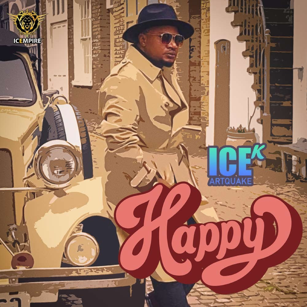 Happy cover art
