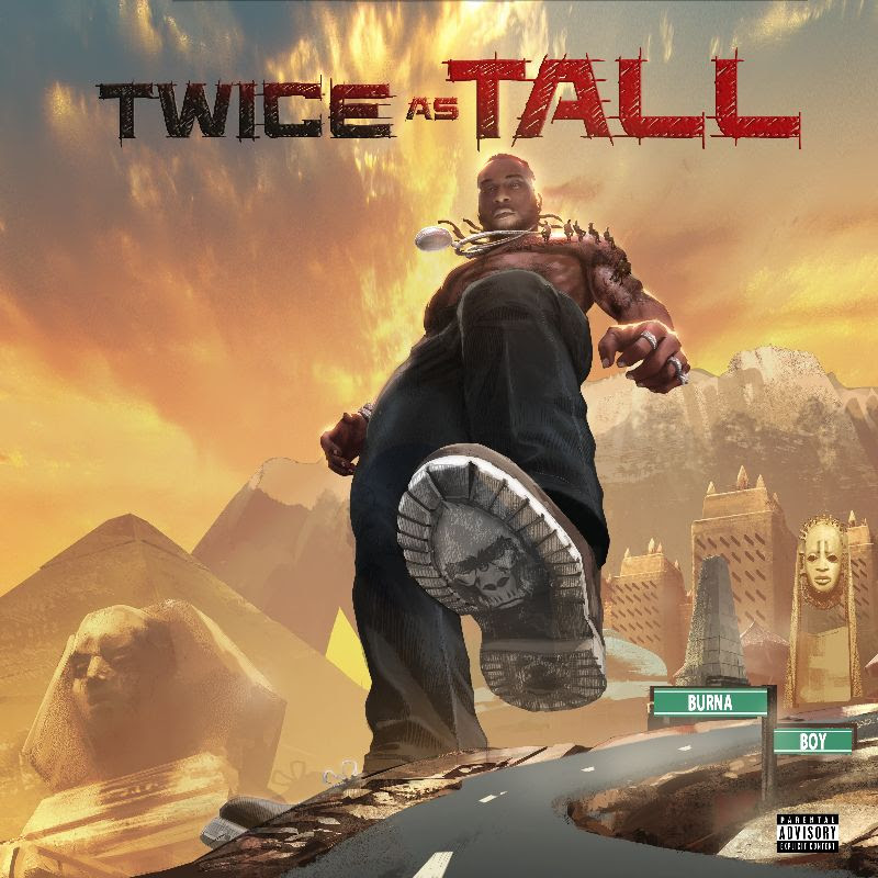 Twice As Tall cover art