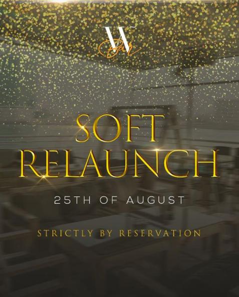 W Bar relaunch1