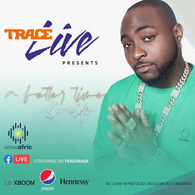 Trace Live A Better Time album listening1