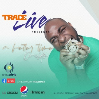 Trace Live A Better Time album listening2