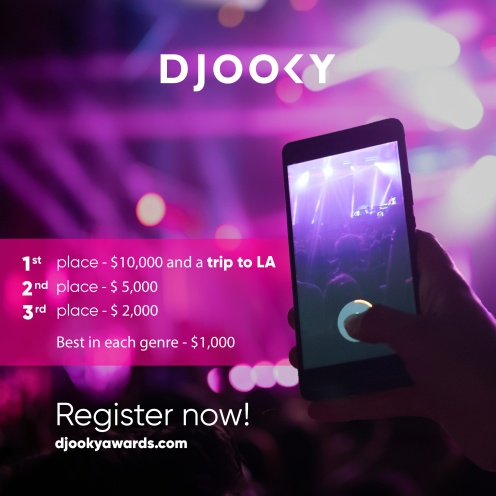Djooky Music Competition2